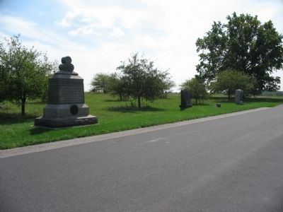 125th New York Infantry Monument image. Click for full size.