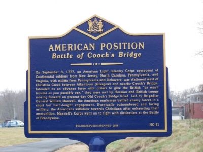 American Position Marker image. Click for full size.