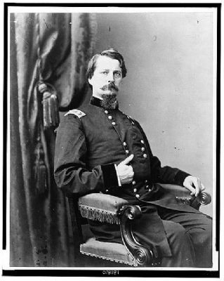 Major General W.S. Hancock image. Click for full size.