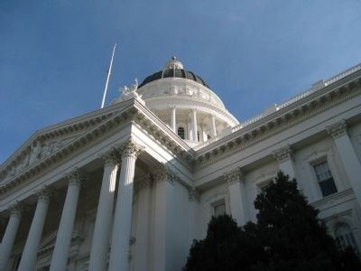 California's Historic Capitol image. Click for full size.