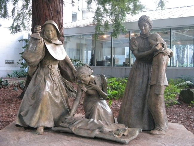 Sisters of Mercy Sculpture image. Click for full size.