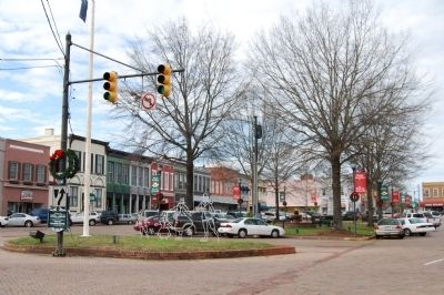 Abbeville Court Square image. Click for full size.