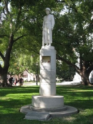 California Mexican-American War Memorial and Marker image. Click for full size.