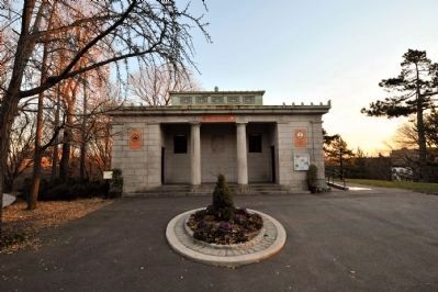 Fort Greene Park Museum & Visitors Center image. Click for full size.