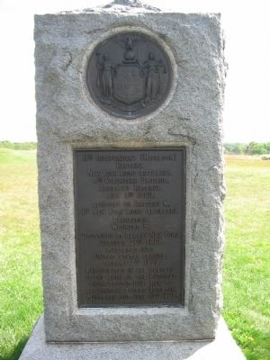 11th Independent (Havelock) Battery Monument image. Click for full size.