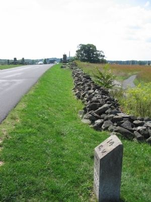 Right Flank of the 14th Connecticut image. Click for full size.