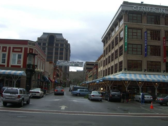 Roanoke City Market image. Click for full size.