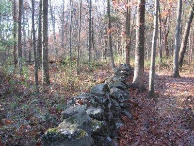 The Stone Wall image. Click for full size.