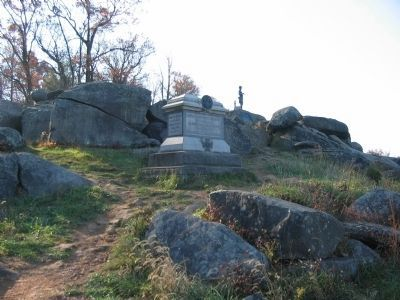 146th New York Infantry Monument image. Click for full size.