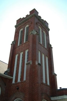 Good Hope Presbyterian Church - Tower image. Click for full size.