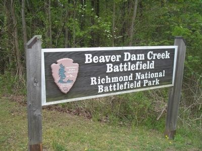 Richmond National Battlefield Park image. Click for full size.