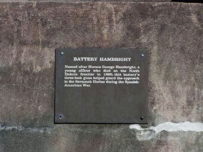 Battery Hambright image. Click for full size.