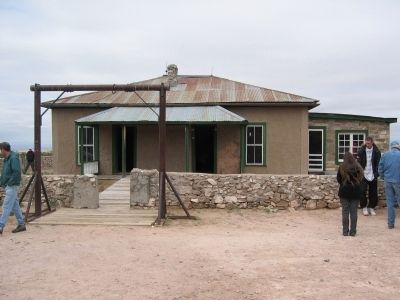 The restored McDonald Ranch House image. Click for full size.
