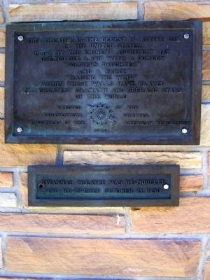 Savannah Theatre Marker image. Click for full size.