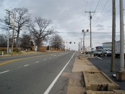 Mechanicsville Turnpike (Business) image. Click for full size.