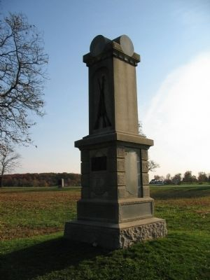151st Pennsylvania Infantry Monument image. Click for full size.
