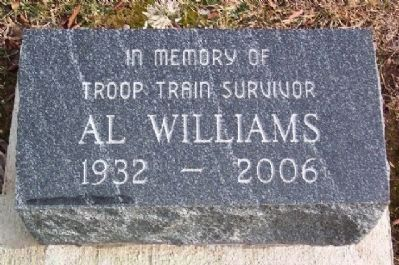 Al Williams Marker image. Click for full size.