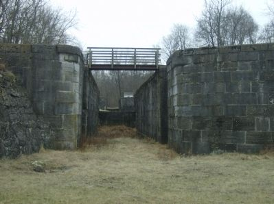 "One of the locks at ""Four Locks"" image. Click for full size."