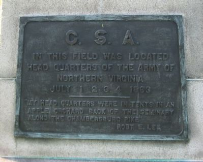 Plaque on Marker image. Click for full size.