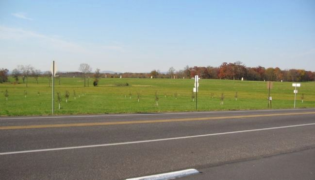 Orchard West of Seminary Ridge image. Click for full size.