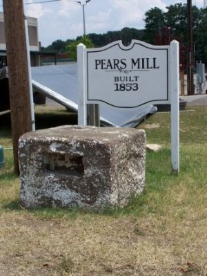 The Pears Mill sign image. Click for full size.