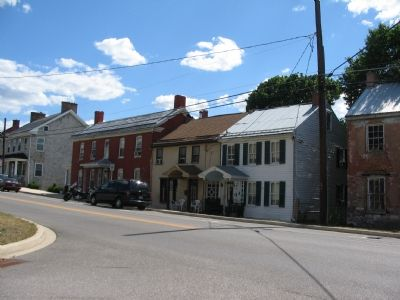 Downtown Boonsboro image. Click for full size.