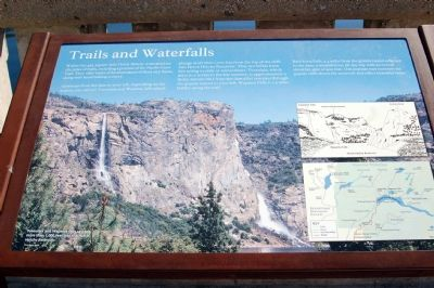 Trails and Waterfalls image. Click for full size.