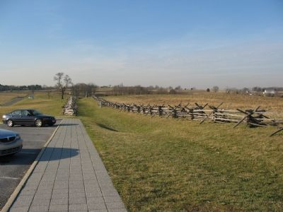 The Sunken Road image. Click for full size.