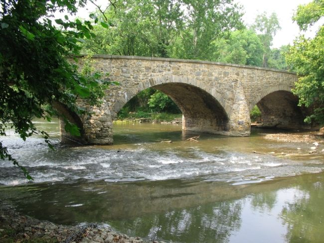 Booth's Mill Bridge image. Click for full size.