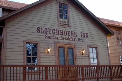Sloughhouse Inn image. Click for full size.
