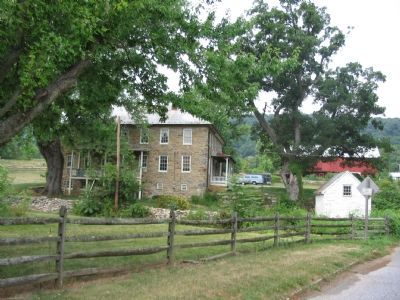 David Arnold House and Farm image. Click for full size.