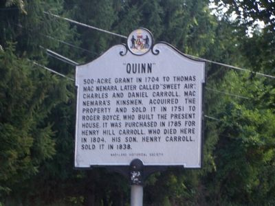 Quinn Marker image. Click for full size.