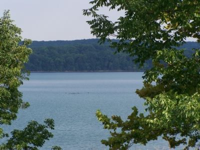 Loch Raven Reservoir image. Click for full size.