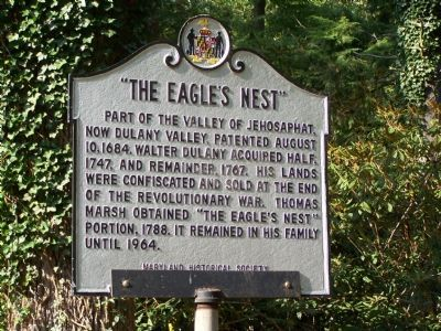 """The Eagle's Nest"" Marker image. Click for full size."