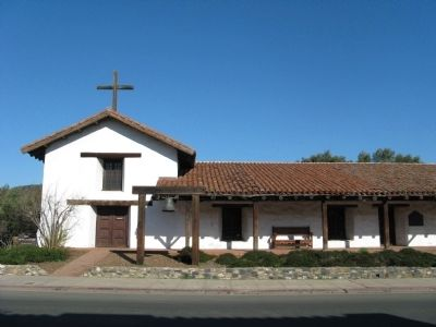 Mission San Francisco Solano image. Click for more information.