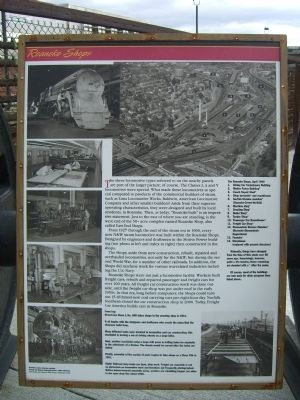 Roanoke Shops Marker image. Click for full size.