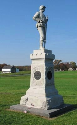 14th Regiment New York State Militia Monument image. Click for full size.