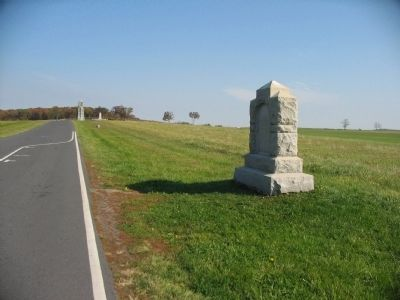3rd West Virginia Cavalry Monument image. Click for full size.