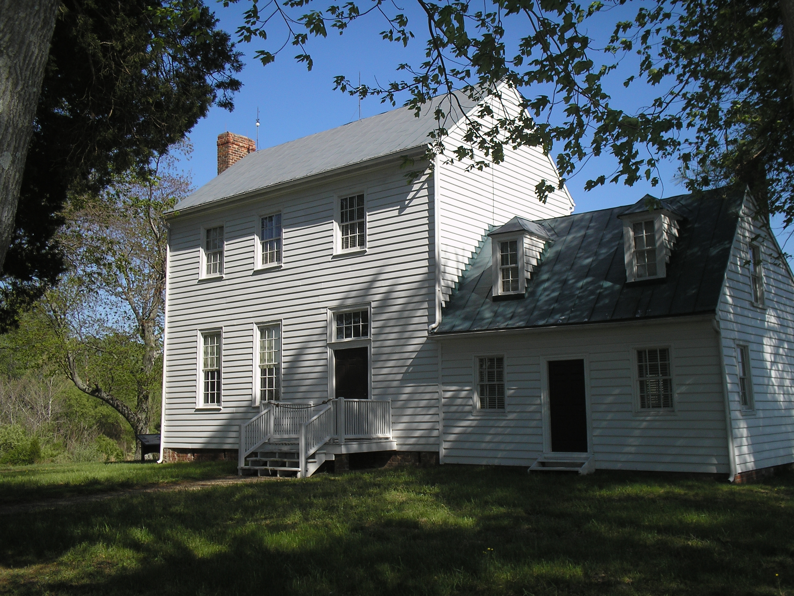 The Banks House