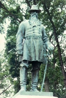 John Cleveland Robinson Statue image. Click for full size.
