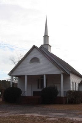 Beech Branch Baptist Church image. Click for full size.