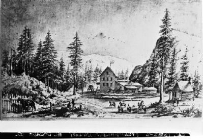 Strawberry Valley House image. Click for full size.