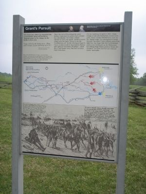 Grant's Pursuit Marker image. Click for full size.