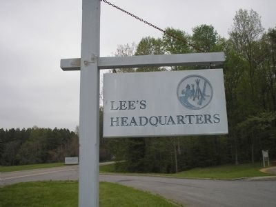 Lee's Headquarters image. Click for full size.