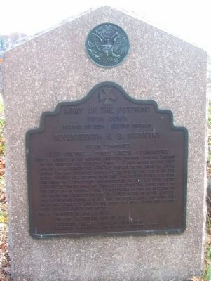 Seventeenth U.S. Infantry Regiment Tablet image. Click for full size.