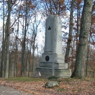 64th New York Infantry Monument image. Click for full size.