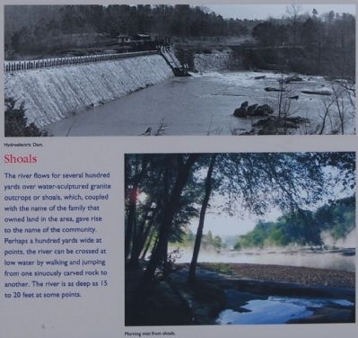 Irvin Pitts Park Marker - Shoals image. Click for full size.