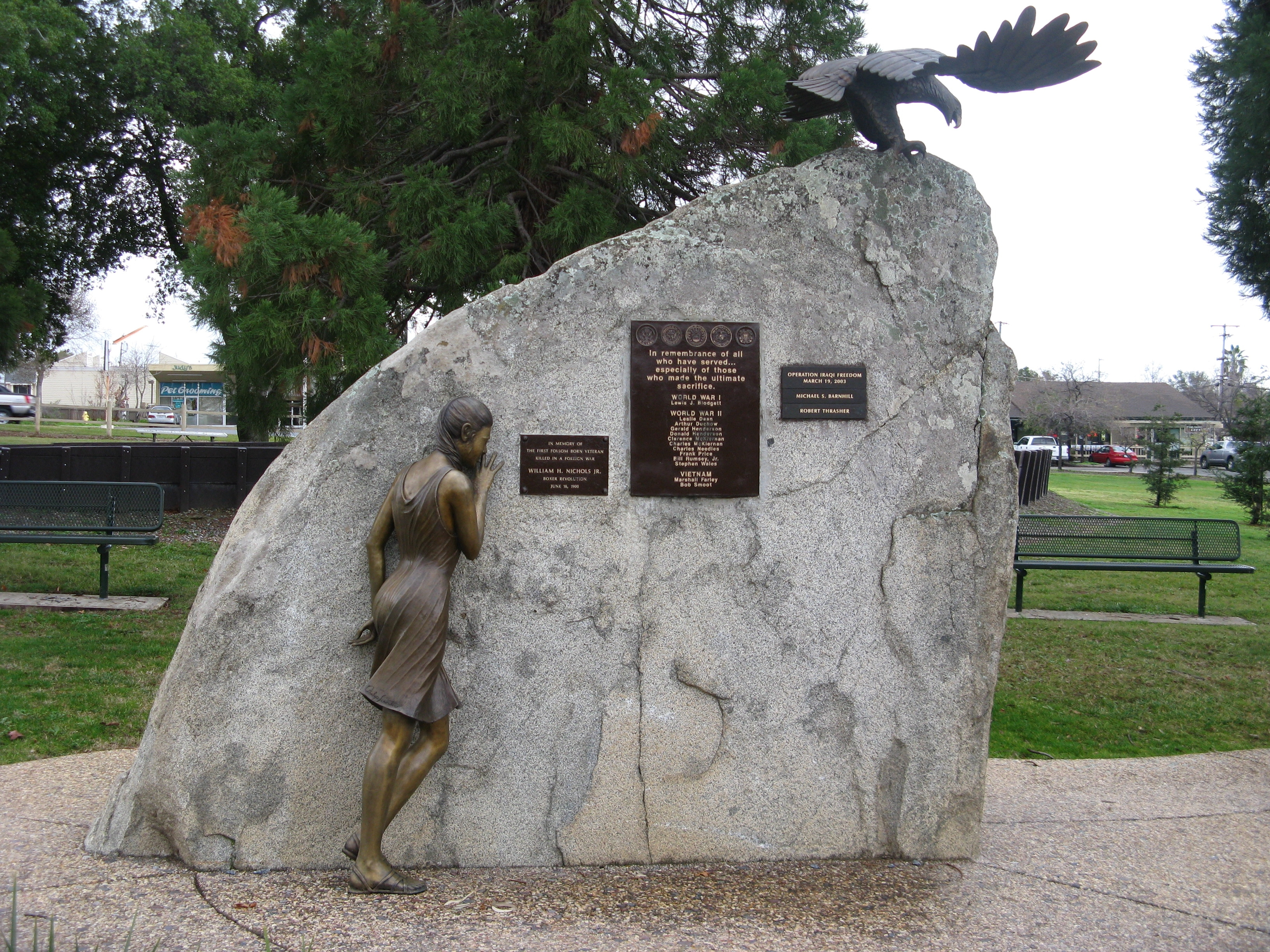 Folsom Veterans Memorial