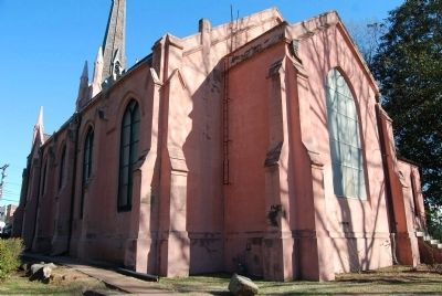 Trinity Episcopal Church - West Corner image. Click for full size.