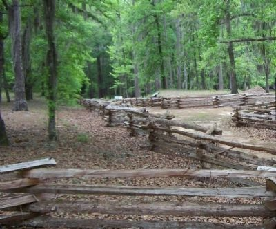 Rivers Bridge State Historic Site image. Click for full size.